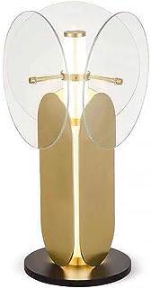 Lampe de Table Lampe Post-Moderne Salon créatif de Verre Lampe de Table Etude Chambre à Coucher Table de Chevet Lampe Art ...
