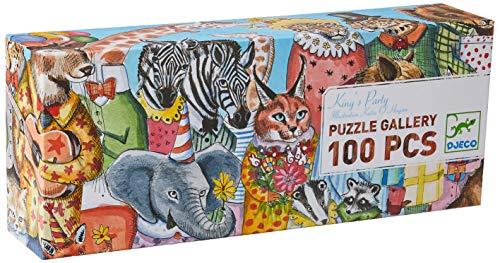 Djeco DJ07639 Puzzles Gallery, gemischt