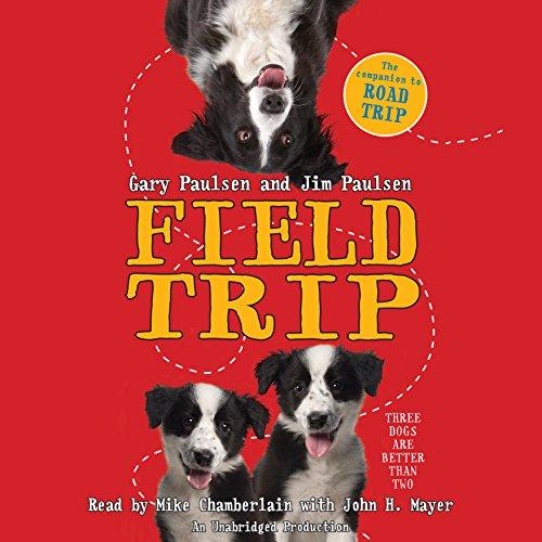 Field Trip audiobook cover art