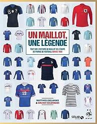 Un maillot, une légende par Matthieu Delahais