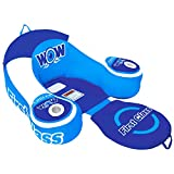 WOW World of Watersports First Class Lounge 1 Person Inflatable Lounge, 11-2030