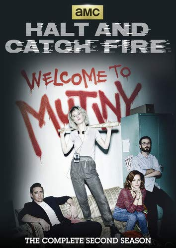 Halt And Catch Fire: Season 2 (3 Dvd) [Edizione: Stati Uniti]