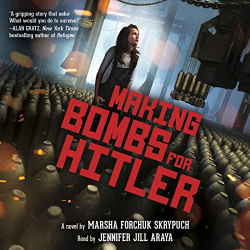 Making Bombs for Hitler cover art