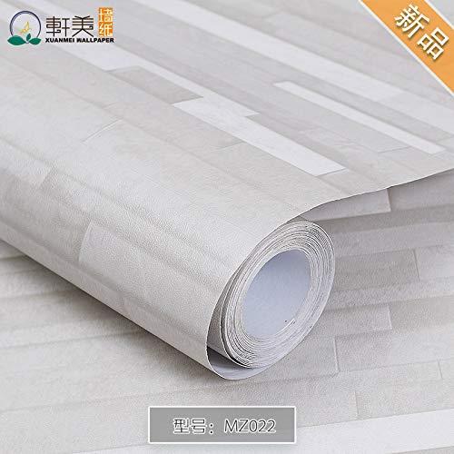 lsaiyy Bloque de baldosas de imitación Autoadhesivo patrón Adhesivo Impermeable Sala de Estar Cocina baño Wallpaper- 60CMX5M