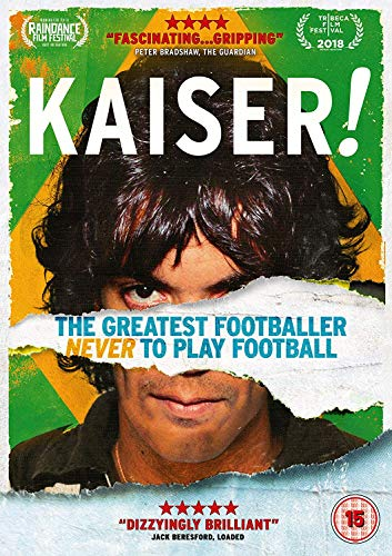 Kaiser: The Greatest Footballer Never To Play Football [DVD]