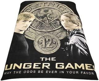 NECA The Hunger Games Movie Fleece Polar Katniss & Peeta