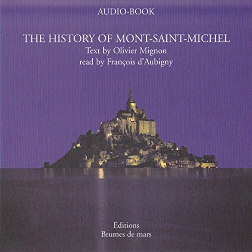 Couverture de The History of Mont-Saint-Michel
