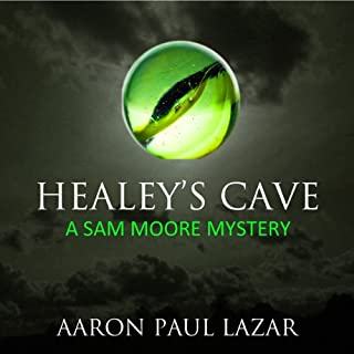 Healey's Cave audiobook cover art