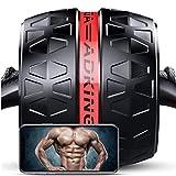 GZZ - Bicicleta de abdominales para hombre y mujer, para entrenar abdominales, abdominales, abdominales, abdominales, abdominales, abdominales