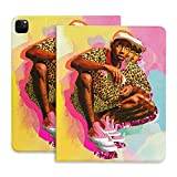 Tyler, The Creator ipad 2020 pro case Full Body Protection Soft TPU Smart Back Cover Case ipad pro 2020-12.9in