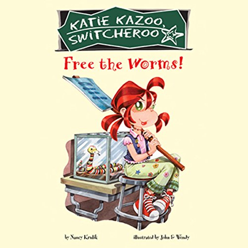 Free the Worms! audiobook cover art
