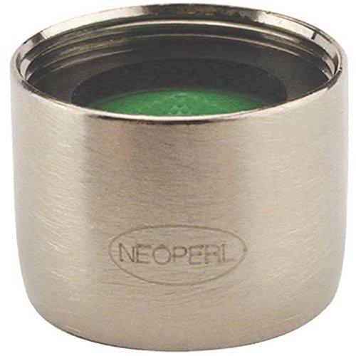 NEOPERL GIDS-144112 Neoperl Female Aerator, 1.5 GPM Water Saving, 55/64