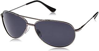 TFL Aviator Sunglasses for Men - Black, MT8031-C2-91