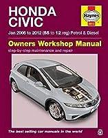 Honda Civic (Jan '06-'12) 55 To 12