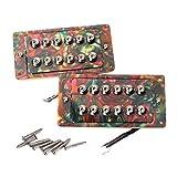SUPVOX 2pcs micro micro double bobinage micro guitare pour guitare electrique les paul