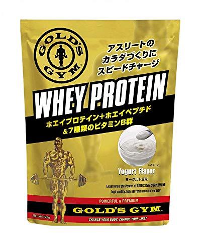 ゴールドジム(GOLD'S GYM) ホエイプロテイン ヨーグルト風味 1,500g