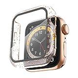 Schutzhülle für Apple Watch, kompatibel mit Apple Watch,