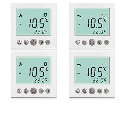 fussbodenheizung thermostat digital