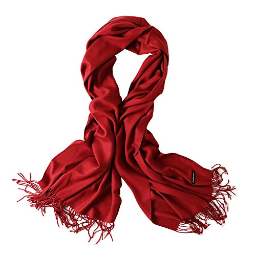 Bellonesc Luxurious Cashmere Scarf Shawls for Women and Men