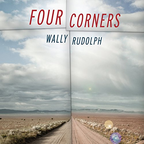 Four Corners audiobook cover art