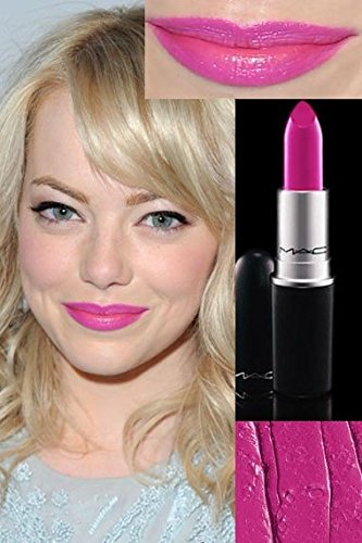 MAC Amplified Lipstick, Girl About Town, 1er Pack (1 x 3 g)