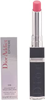 Christian Dior Addict Extreme Lipstick for Women, No. 536, Lucky, 0.12 Ounce