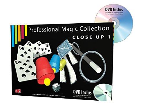 Megagic - Magic Collection - CL1 - Coffret De Magie - Coffret Close Up 1