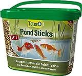 Tetra Nourriture pour Poissons Pond Sticks 7 L