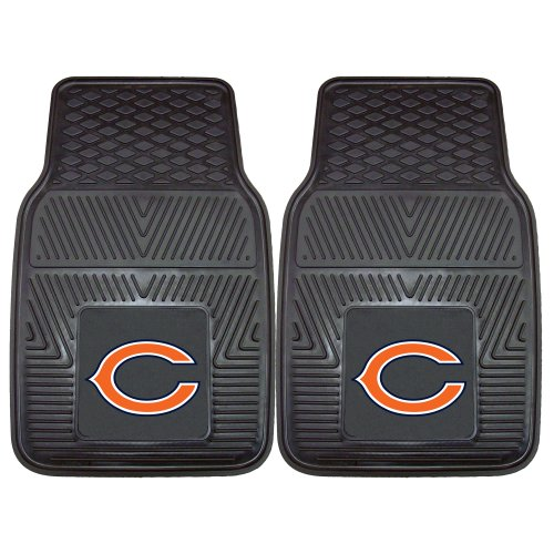 FANMATS - 8753 NFL Chicago Bears Vinyl Heavy Duty Car Mat 18'x27'
