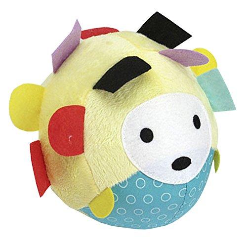 Lovely Animal doux en peluche boule de Bell jouet pour enfant/Catch et sentir jouet, hérisson