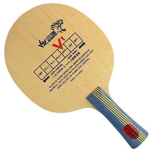Best Deals! Sanwei V1 FL Table Tennis Blade