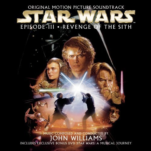 Star Wars Episode III: Revenge of the Sith - Original Motion Picture Soundtrack Soundtrack edition (2005) Audio CD