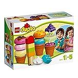 LEGO Duplo - Helados creativos (10574) , Color/Modelo Surtido