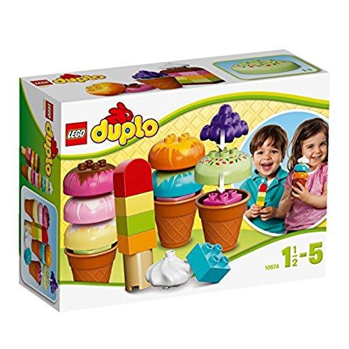LEGO 10574 - Duplo Bunter Eisspaß