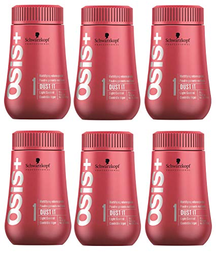 Schwarzkopf Professional Osis+ Dust It 10g 6er Pck