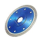 Disco di diamante professionale da 125 mm, per tagliare piastrelle di porcellana, ceramica di marmo di granito