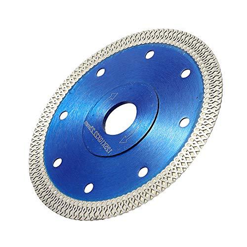 125 mm Diamantscheibe, professionelle Diamantklinge, zum Schneiden von Fliesen aus Porzellan, Keramik aus Granitmarmor.