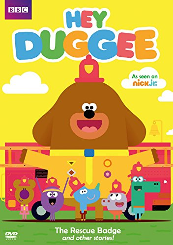 Hey Duggee: The Rescue Badge And Other Stories (DVD)
