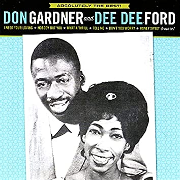 The Very Best of Don Gardner and Dee Dee Ford