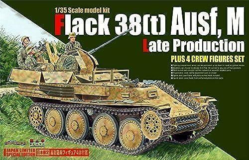 1 35 WW.II German Sd.Kfz.140 38    Flugabwehrbeh er Sp yp w   Flak-Artillerie