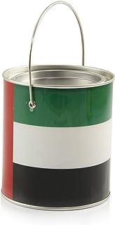 سلة و صندوق التخزين ، معدن - متعدد الالوان