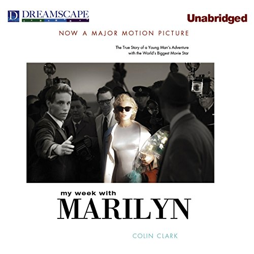 My Week with Marilyn and The Prince, The Show Girl and Me audiobook cover art