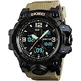 Mens Digital Watches 50M Waterproof Outdoor...