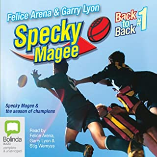 Specky Magee and the Season of Champions cover art