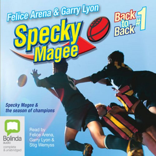 Specky Magee and the Season of Champions: The Specky Magee Series, Book 3