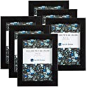 6-Pack Lavish Home Picture Frame Set