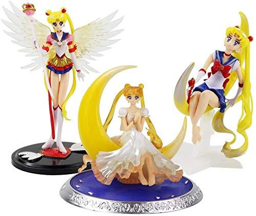 Sailor Moon Figura 16Cm sailor moon figura  Marca BGQ