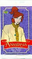ディズニー アナスタシア トレーディングカード 5枚入パック 6パックセット【ディズニーカード】