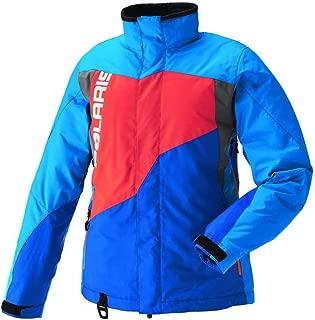Polaris OEM Womens Stylish Insulated Durable Diva Jacket Snowmobile DWR - Blue - X-Large