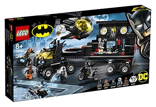 スーパーヒーローズ 76160 バットマンの移動基地トレーラー